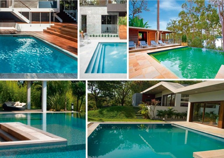 Design And Construction Of Pools Jardiner A Ramal